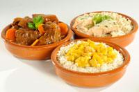 Colis plats préparés UK